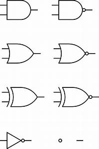 Digital Logic Gates Clip Art Free Vector In Open Office
