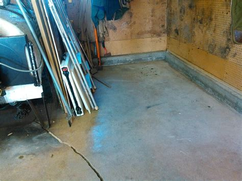 lifting a garage from the foundation concrete lifting and leveling leveling a garage slab in