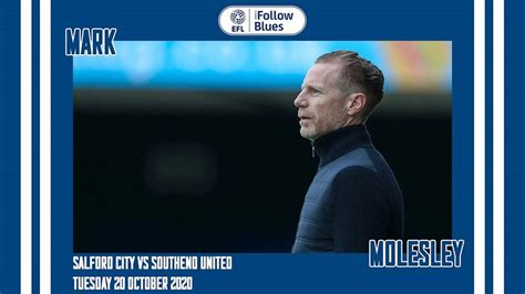 IFOLLOW BLUES: MARK'S SALFORD REACTION - News - Southend ...