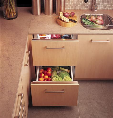 monogram double drawer refrigerator module zidihii
