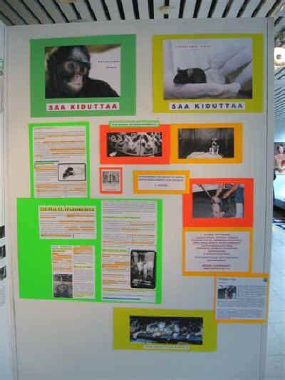 animal activists  finland  library exhibits