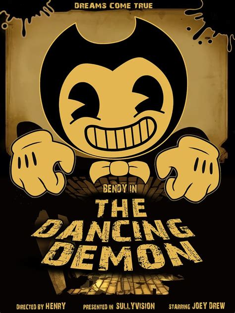 121 best Bendy and the ink machine posters images on ...