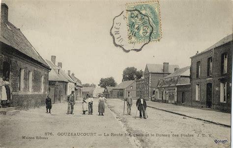 bureau des postes gouzeaucourt bureau de poste gouzeaucourt cartes
