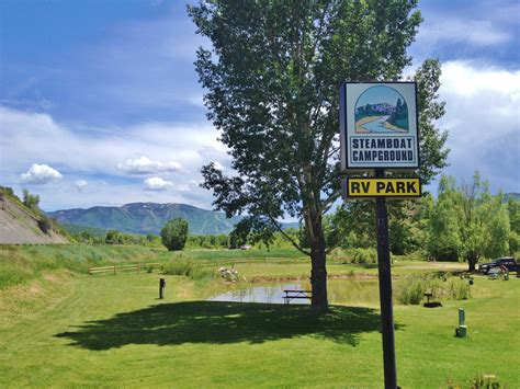 steamboat campground steamboat springs  rv park review