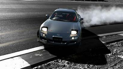 Mazda Rx Turismo Drifting Gran Drift Playstation