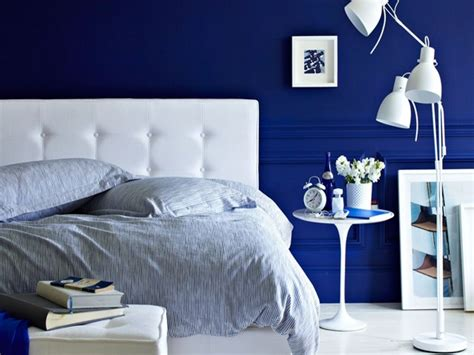 Schlafzimmer Blau Streichen by Blue Bedroom Designs Ideas Royal Blue Bedroom Ideas Blue