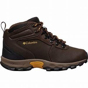 Columbia Size Chart Columbia Newton Ridge Hiking Boot Boys 39 Backcountry Com