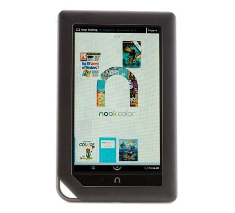 barnes noble nook barnes noble nook color review rating pcmag