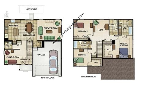 Centex Floor Plans 2006 by Here Bunk Beds For Sale Bristol Woody Work