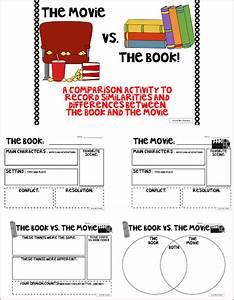 Nyla U0026 39 S Crafty Teaching  Comparing Movies To Books