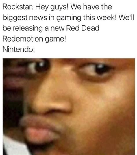 Red Dead Redemption Conceited Reaction Know Your Meme
