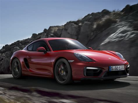 Www Porche by Porsche Boxster And Cayman Will Get 4 Cylinder Turbo