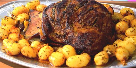 cuisine marocaine recette facile d 201 paule d agneau