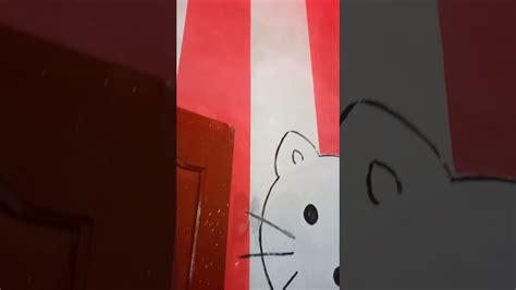 plafon karakter  kitty  youtube