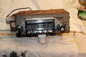 1961 1962 Corvette Wonderbar Radio - Corvetteforum