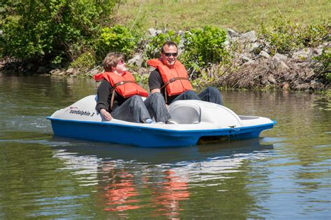 Paddle Boat Rental Moraine State Park by Paddle Boats Quarry Park Adventures