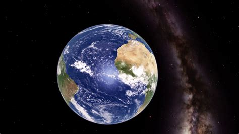 Earth Animated Wallpaper - animated earth zoom from space to level 4k uhd