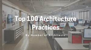 The World39s 20 Largest Architecture Firms ArchDaily