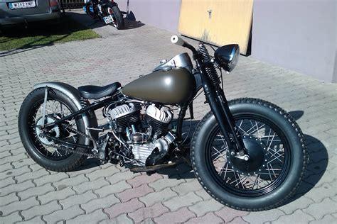 Harley Davidson Wld Bobber 1938