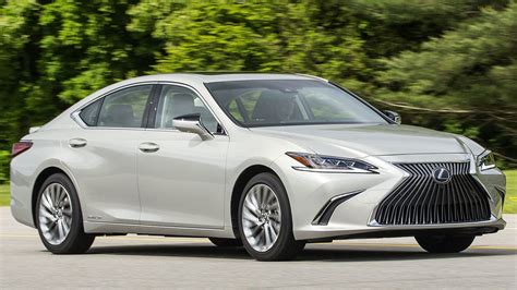 Lexus Es Photo by All New 2019 Lexus Es Gets Bigger And Sportier Consumer