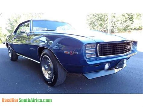 1969 Chevrolet Camaro Used Car For Sale In Johannesburg
