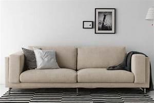 Ikea Canapé Tissu : fabric sofas sofas armchairs ikea ~ Teatrodelosmanantiales.com Idées de Décoration