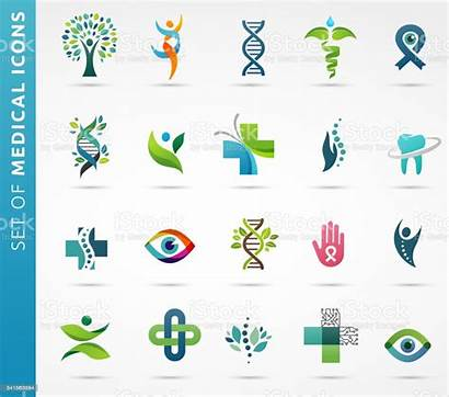 Pharmacy Icons Healthcare Vector Medical Medicine Physical