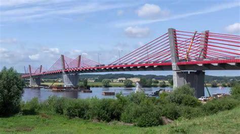 Most koło Kwidzyna - timelapse - YouTube