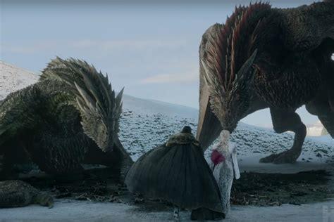 van studio created  game  thrones dragons