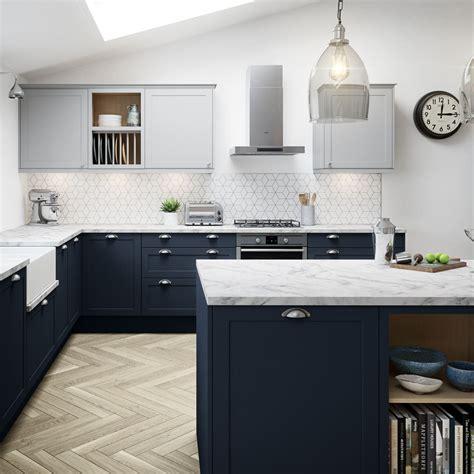 midnight blue kitchen cabinets blue kitchens blue kitchen cabinets units magnet 7501