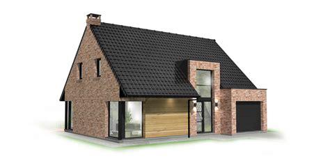 cuisine rustique et moderne construction maison klea