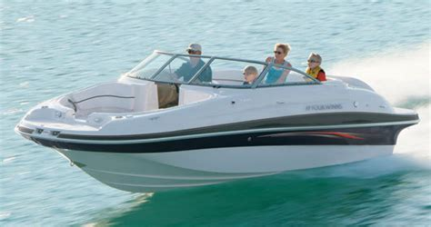 Four Winns Boat Horn by Research Four Winns Boats F204 On Iboats