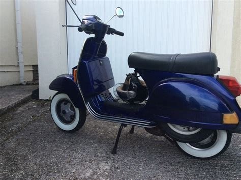 vespa px 125 vespa px 125 for sale south in paignton