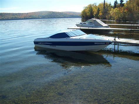 Stingray Boats Speed by Stingray Boat I O Penta Volvo Motor Trailer 2007 For