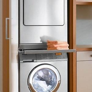 Trockner Und Waschmaschine übereinander : die besten 25 trockner auf waschmaschine ideen auf ~ Michelbontemps.com Haus und Dekorationen