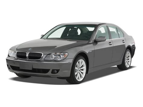 2007 Bmw 7-series Reviews And Rating