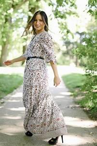 Robe Longue Style Boheme : longue robe boheme ~ Dallasstarsshop.com Idées de Décoration