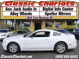 **Sold**Used Car Near Me - 2014 Ford Mustang V6 with Alloy Wheels for Sale in Oceanside - Stock ...