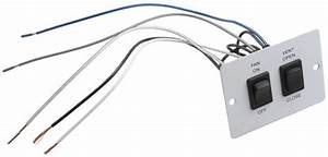 Wall Remote Switch For Ventline Ventadome Roof Vent