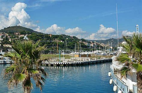 porto imperia porto maurizio in italy province of imperia liguria