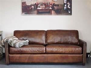 Ledersofa 3 Sitzer Braun : vintage clubsofa ledersofa william braun 3 sitzer rindsleder echt leder homestyle garden ~ Bigdaddyawards.com Haus und Dekorationen