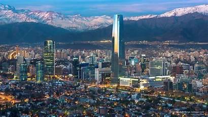 Chile Santiago Wallpapers 4k Wallpapersafari Sky 5k