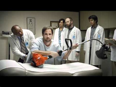 funny exam room echo outdoor power equipment commercial