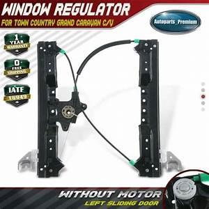 Window Regulator W  O Motor For Chrysler Town  U0026 Country