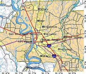 East Baton Rouge Parish, Louisiana detailed profile ...