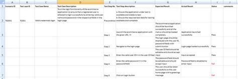 test script template test script template the best template ideas