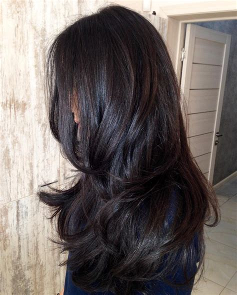 Black Chocolate Brown Hair by 50 Astonishing Chocolate Brown Hair Ideas For 2019 Hair