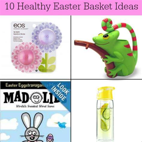 easter eggstravaganza ideas ten healthy easter basket ideas real food real deals