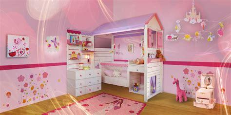 chambre de princesse pour fille déco chambre fille princesse