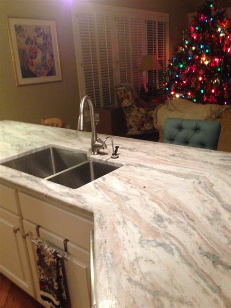 fantasy brown granite  kitchen   home